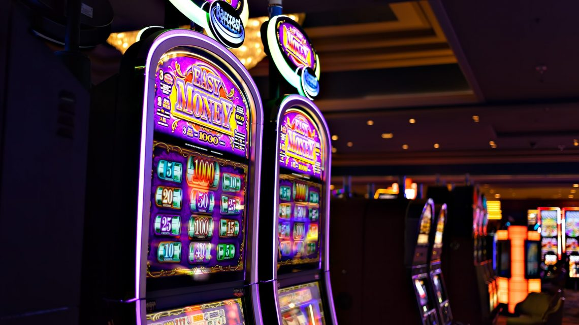 History of Slot Games
